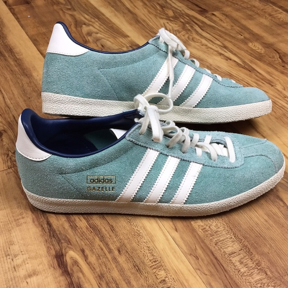 online retailer b0544 57672 adidas Shoes - Adidas Originals Gazelle OG W Green White Classic